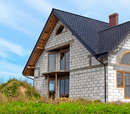 Строительство домов из керамзитоблоков в Симферополе, цены