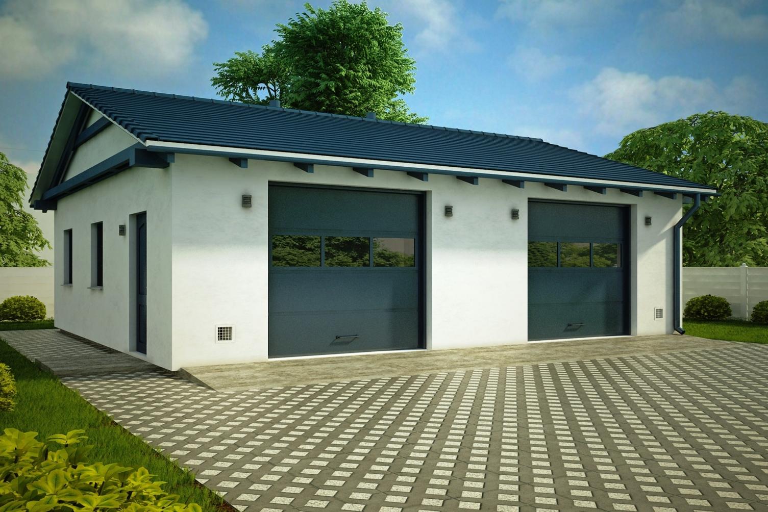 Строительство гаражей под ключ в Симферополе